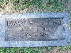 Howard W Nelson Birchall