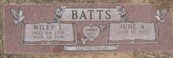 Wiley L Batts