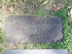 Walter Earl Leigh, Sr