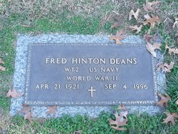 Fred Hinton Deans