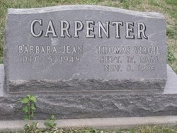 Thomas Virgil Carpenter