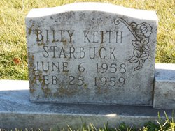 Billy Keith Starbuck