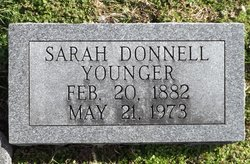 Sarah Clementine <I>Donnell</I> Younger