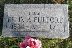 """Felix Absolom """"AB"""" Fulford"""