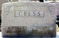 Marcella E <I>Eaton</I> Cress