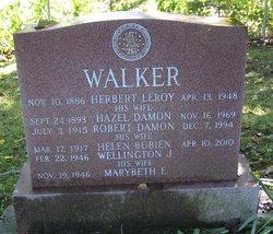 Helen <I>Bubien</I> Walker