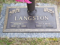 Joseph C. Langston