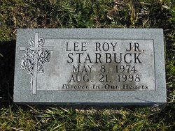 Lee Roy Starbuck, Jr