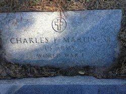 Charles Patrick Martin, Sr