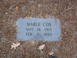 Mable Cox