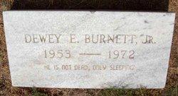 Dewey Edward Burnett, Jr