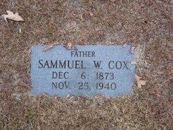 Sammuel W. Cox