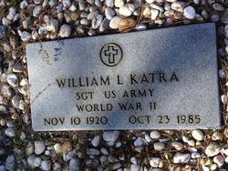 William L Katra
