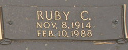 Ruby C Norman