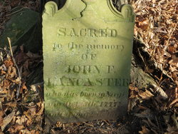 John F Lancaster
