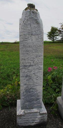 William Shackleton