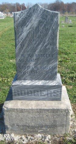 Martha W Rodgers