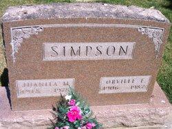 Orville E Simpson