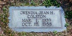 Gwendia Jean Colston