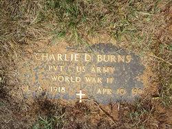 Charlie D. Burns