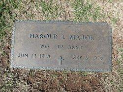 Harold L Major