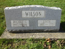 Roland Charles Franklin Wilson