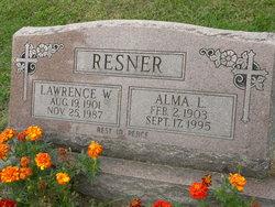 Alma L Resner