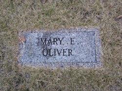 Mary E. Oliver