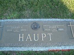 Mary L Haupt
