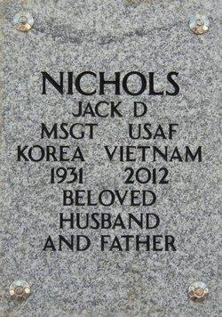 Jack Dean Nichols