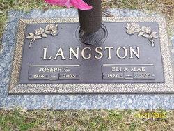 Ella Mae Langston