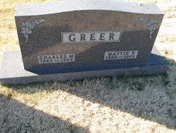 Charles Moorellous Greer