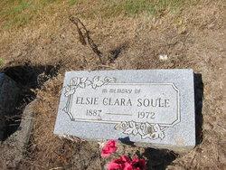 Elsie Clara Soule