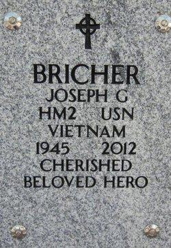 Joseph Gregory Bricher