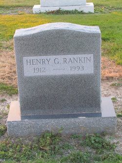 Henry G Rankin