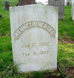 Kenneth Hedges