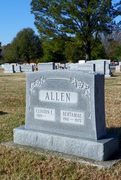 Bertamae Allen