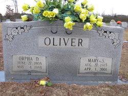 Orpha C. Oliver