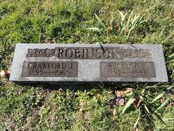 Crawford J. Robinson
