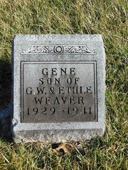 """Augusta Eugene """"Gene"""" Weaver"""