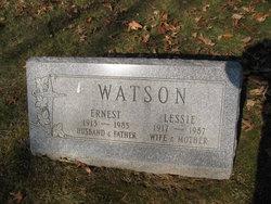Ernest Watson