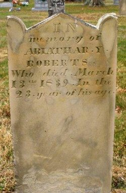 Abiathar Y. Roberts