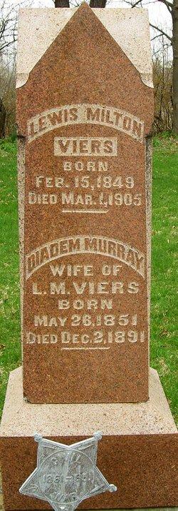 Diadem <I>Murray</I> Viers