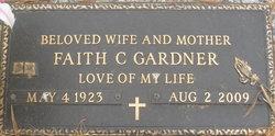 Faith C Gardner