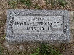 Rhoda Titterington