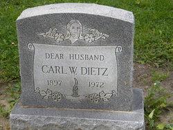 Carl W Dietz