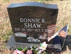 Donnie R. Shaw