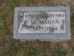 Robert Clifford McMahan