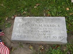 Gregory M. Harder
