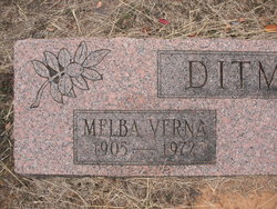 Melba Verna Ditmore